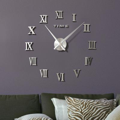 DIY 로마숫자 무소음 벽시계/인테리어시계 벽걸이시계