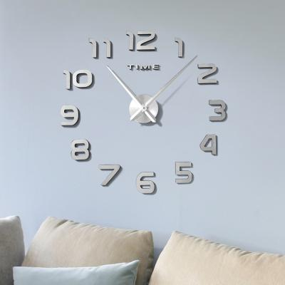 DIY 인테리어 벽시계/무소음 벽걸이시계 거실시계
