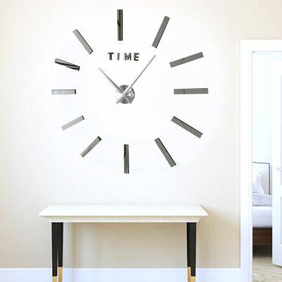 DIY 타임바 벽시계 공간디자인 카페시계 무소음시계