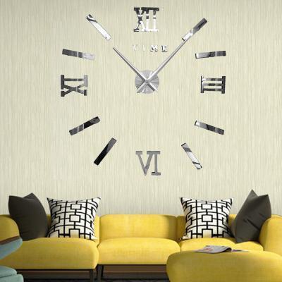 DIY 로마 넘버 벽시계/무소음시계 인테리어벽시계