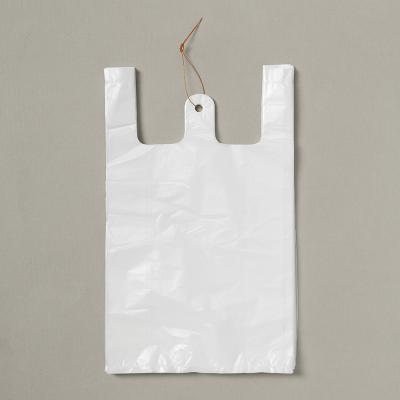 비닐봉투 100매 (4호) 손잡이 마트봉지 비닐봉지