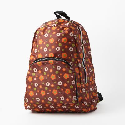 휴대용백팩 접이식배낭 여행 보조가방