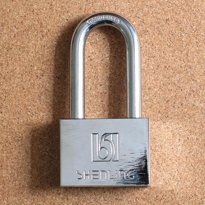 긴고리 열쇠자물쇠 자전거 창고 안전자물쇠