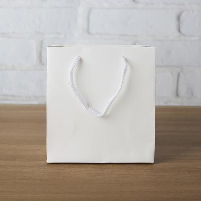 고급스런 엠보 화이트 쇼핑백 10p세트 선물 기프트백
