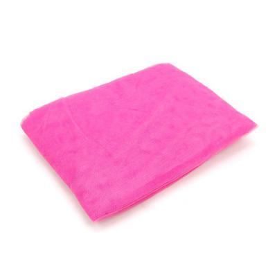 심플 사각 모기장(핑크)(대)/아기 침대 대형 캐노피