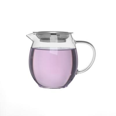 [로하티]하운드 저그 유리 물병(450ml)/유리병 저그물병