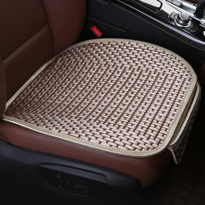 원스카 자동차 쿨시트 방석(싱글)(브라운)/차량용방석