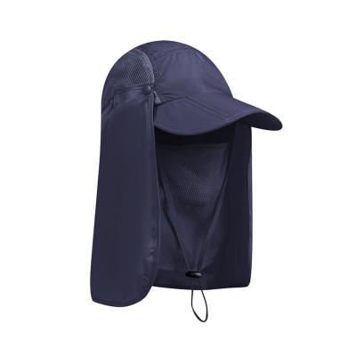 여성 등산모자(네이비)/자외선차단 여름모자