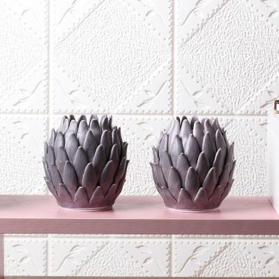 [아트피플-A354]꽃봉오리 캔들홀더/촛대 캔들받침