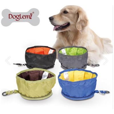 유앤펫 야외용 강아지 식기(Portable Dog Bowl)