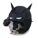 유앤펫 강아지하우스 배트맨 방석 하우스