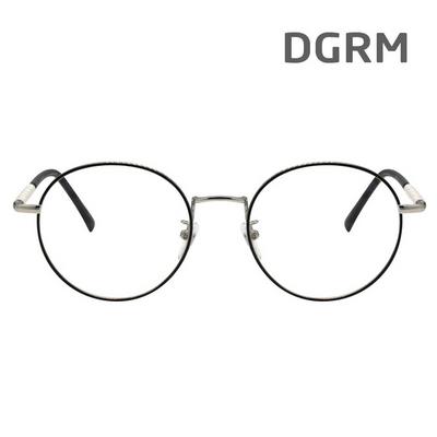DGRM 동그라미 선글라스겸용 패션 메탈 안경테 5122