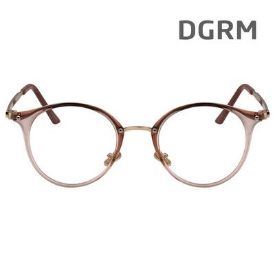 DGRM 동그라미 선글라스겸용 패션 메탈 안경테 52004