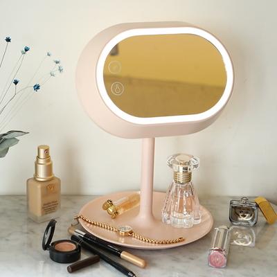 LED 화장조명거울 무드 스탠드등 핑크(Pink)