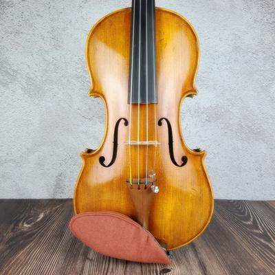 핸드메이드 바이올린 턱받침 커버 V-스타일 no20