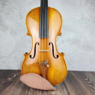 핸드메이드 바이올린 턱받침 커버 V-스타일 no26