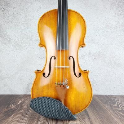 핸드메이드 바이올린 턱받침 커버 V-스타일 no27