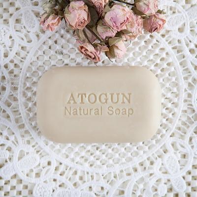 아토건 천연 비누 유아 성인 아토피 건선 의약외품