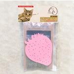 고양이장난감 CT112 캣닢 딸기파이(DIY)