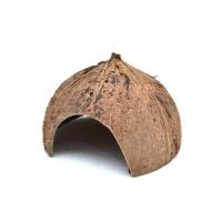 코코넛 야자놀이터-수족관 열대어 은신처 장식품