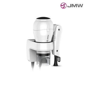JMW 벽걸이형 미니 드라이기 DS2021B 화이트