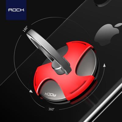 Rock 스피너 휴대폰 핑거링 홀더 스마트링 거치대 노트 S8 아이폰X 8 7 6