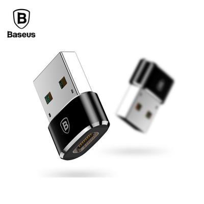 베이스어스 메탈 변환 젠더 OTG USB C타입 마이크로5핀