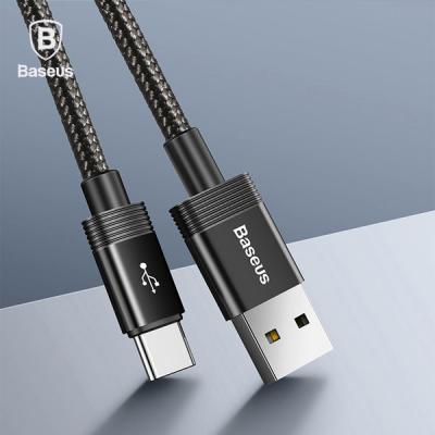 3in1 LED 멀티 데이터전송 충전 케이블 3.5A 5핀 8핀 Type-C