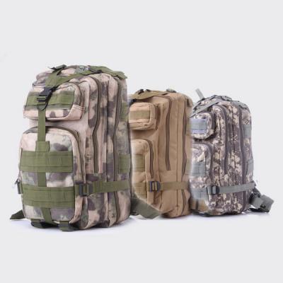 3D 밀리터리 스퀘어 백팩 25L 몰리시스템 군인 전술가방 등산 여행 대용량 가방