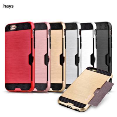 헤이스 카드수납 범퍼케이스 아이폰 5S SE 6S 7 8 플러스 갤럭시 S8 S7 S6 엣지 플러스 노트5 V20 V20 G5