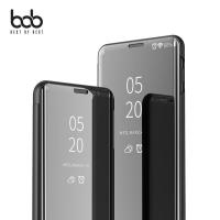 정품스타일 미러 클리어뷰 플립 스탠딩 케이스 LG ThinQ 엘지 V30 V40 V50 G8