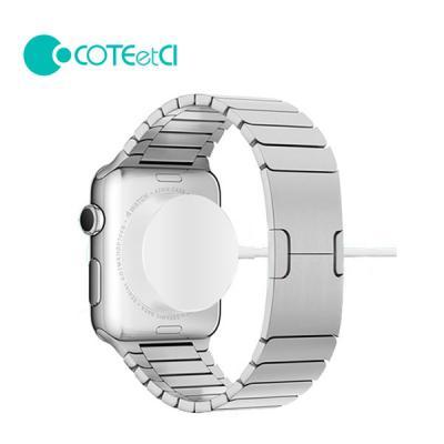 COTEetCI 애 플워치 전용 베이직 마그네틱 무선 충전기 USB 케이블 100CM 전세대 호환