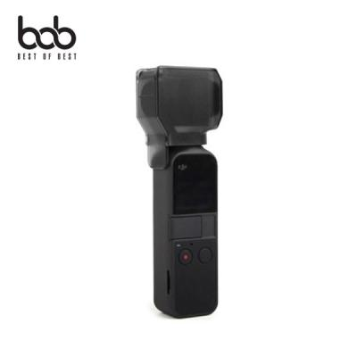 bob DJI 오즈모 포켓 전용 렌즈 프로텍터 케이스 커버 렌즈캡 OSMO Pocket 짐벌카메라