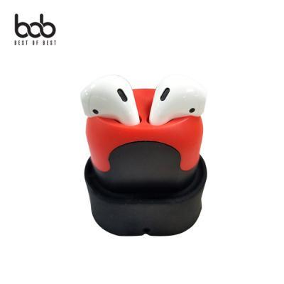bob 에어팟 유닛 전용 USB 일체형 충전거치대 싱크독 1세대 2세대 호환 Airpods unit charger DOCK