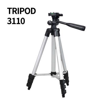 트리포드3110 4단 접이식 삼각대 스마트폰 휴대폰 디지털카메라 사진촬영 360도회전 셀프 스냅