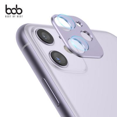 bob 매직쉴드 2019 아이폰11 프로 맥스 카메라렌즈 보호 메탈앤글라스 분리형 듀오 프로텍터