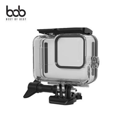 bob 고프로 히어로8 블랙 전용 스포츠 방수 클리어 투명 케이스 GoPro Hero8 Black IP68 60M방수