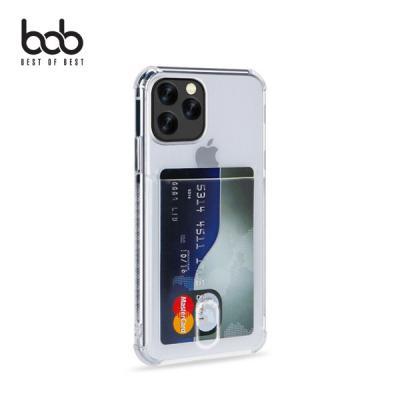 bob 카드업 TPU 에어범퍼 투명 젤리케이스 아이폰11 프로 XR XS 맥스 갤럭시S10 S20 S9 S8 노트10 9 8