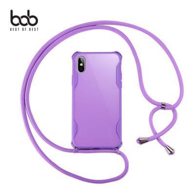 bob 컬러풀 폰스트랩 스마트폰 분실방지 숄더스트랩 케이스 아이폰 XS 맥스 XR 갤럭시 A50 A30
