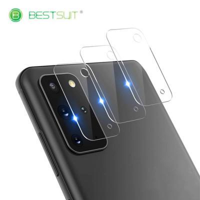 BESTSUIT 갤럭시S20/울트라/플러스 풀글라스 카메라렌즈 보호 투명 강화유리 보호필름