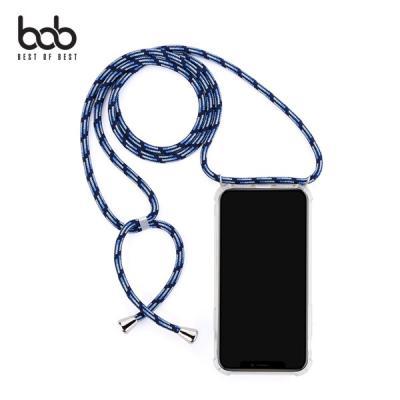 bob 트래블러 스마트폰 분실방지 숄더 스트랩 핸즈프리 엘지폰 케이스 LG 벨벳 V50 s V40 V30 G8 G7 G6 Q61