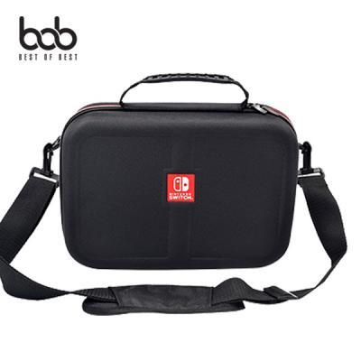 bob 닌텐도스위치 올인원 EVA 대형 여행용 휴대용 하드케이스 파우치 가방 크로스백