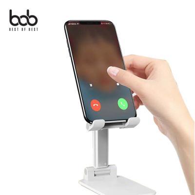 bob 트로닉 폴더블 휴대용 접이식 스마트폰 스마트패드 거치대 홀더