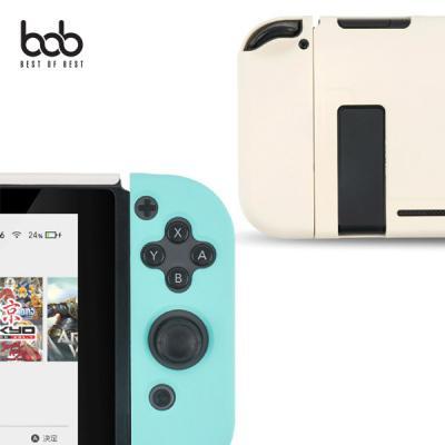 bob 닌텐도스위치 동물의 숲 에디션 전용 분리형 보호케이스 스킨 Nintendo Switch