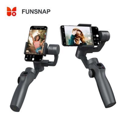 FUNSNAP Capture2 펀스냅 캡처2 3축 스마트폰 짐벌 동영상촬영 자동초점인식 브이로그 뷰티앱호환