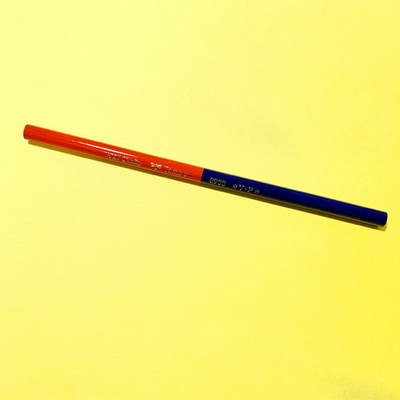 톰보우 2색 색연필