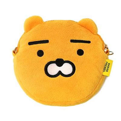 [카카오프렌즈]봉제동전지갑 라이언