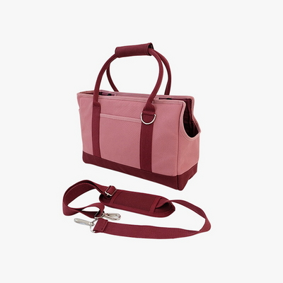 Shoulder Carry Bag - pink