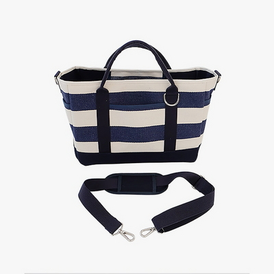 Cross Carry Bag - stripe