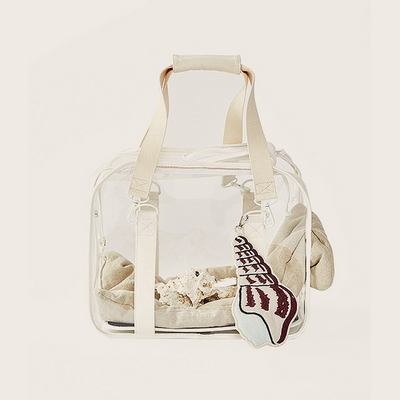 Clear carry bag(White) - Basic Set